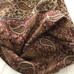 Paisley shawl /scarf